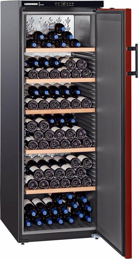 Koelkast: Liebherr WKR4211 - Wijnkoelkast, van het merk Liebherr