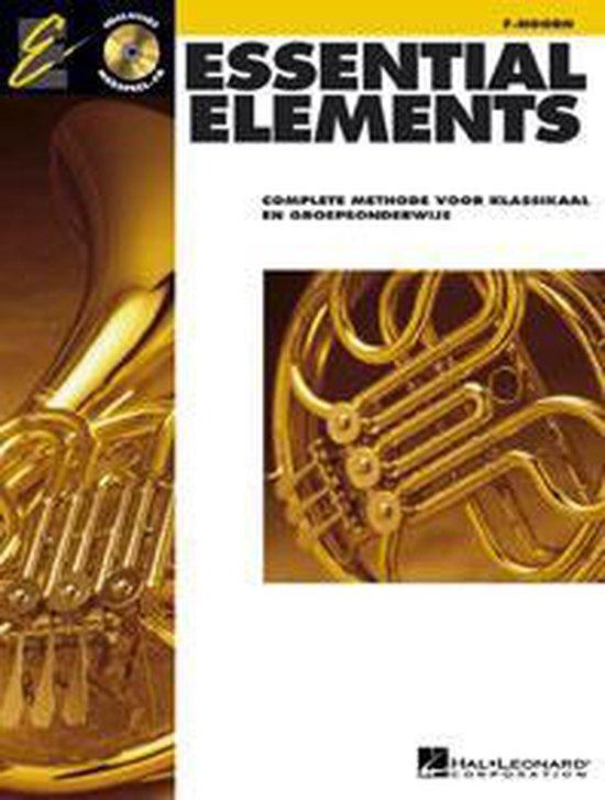 1 Horn Essential elements - Divers pdf epub