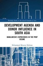 Development Agenda and Donor Influence in South Asia