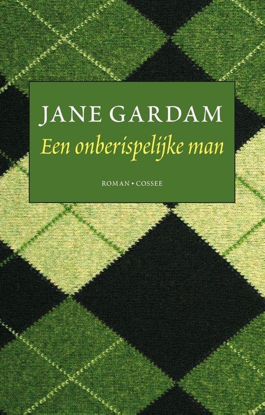 Boek cover Een onberispelijke man van Jane Gardam