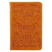 Journal Handy Leather I Know T