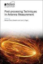 Boek cover Post-processing Techniques in Antenna Measurement van