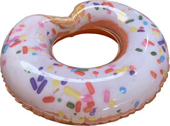 Opblaasbare Zwemband Donut 93x31cm