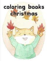 coloring books christmas