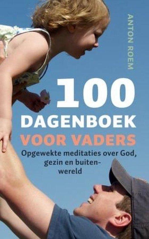Cover van het boek '100 dagenboek voor vaders' van A. Roem