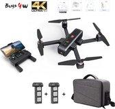 MJX B4W Drone - 5G Wifi FPV + 4K camera-Brushless GPS - opvouwbaar - Met Extra ACCU pack + Origineel Opbergtas !