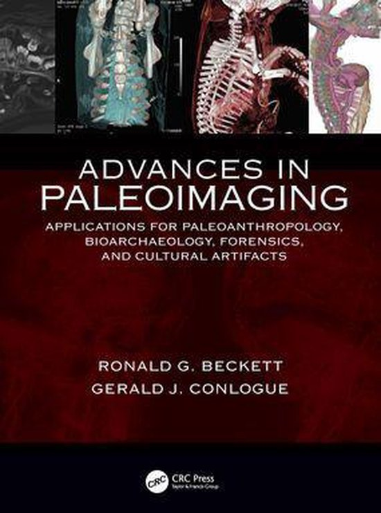 Boek cover Advances in Paleoimaging van Gerald J. Conlogue (Onbekend)
