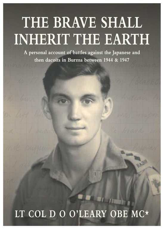 Omslag van The Brave Shall Inherit the Earth