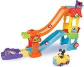 VTech Toet Toet Auto's Disney Edition Mickey's Pretflat - Speelset