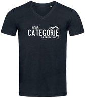 Stedman T-shirt Wielrennen Hors Categorie | Tour de France | Ronde van Frankrijk James | STE9210 Heren T-shirt Maat XL