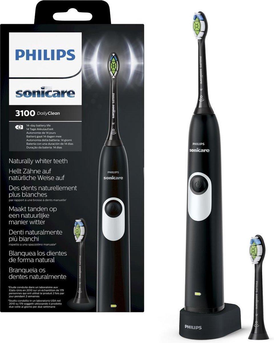 Philips Sonicare 2 series HX6232/20 Special Edition - Elektrische tandenborstel - Zwart