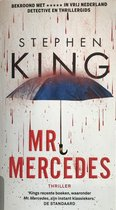 Boek cover Mr. Mercedes 1 - Mr. Mercedes van Stephen King (Paperback)