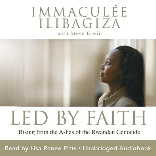 Omslag van Led by Faith