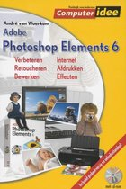 Computer Idee Adobe Photoshop Elements 6 + Cd-Rom