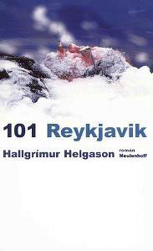 Cover van het boek '101 Reykjavik' van H. Helgason