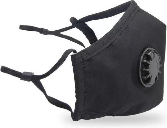 Afbeelding van OV-Mask | Wasbaar Mondkapje | Openbaar Vervoer | +2 Filters