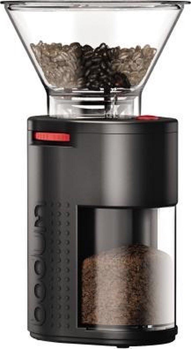 Bodum BISTRO Elektrische Koffiemaler, Conische molen, Zwart kopen