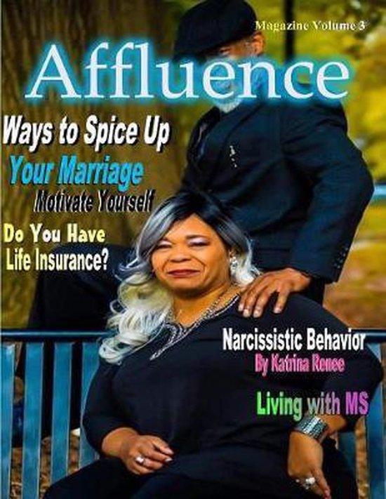 Affluence Magazine Volume 3