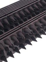 BensonAnti Klim Strips – 10 stuks– 49 cm lengte per strip - kleur Bruin