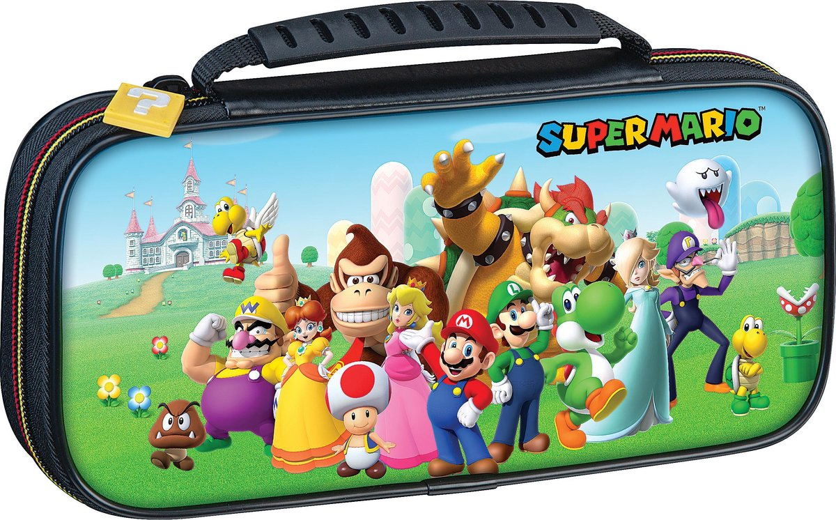 Bigben Nintendo Switch Case -  Mario & Friends A