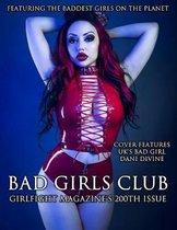 Bad Girls Club: Girlfight Magazine's 200th Issue