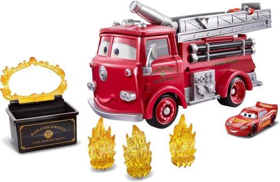 Disney Cars Stunten en Spetteren - Speelset
