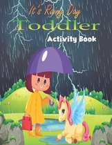 It's Rainy Day Toddler Activity Book