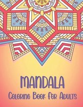 Mandala Coloring Book for Adults
