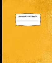 Compostion Notebook: Squared Graphing Paper
