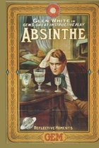 Absinthe: Green Fairy 2020 Weekly Calendar With Goal Setting Section and Habit Tracking Pages, 6''x9''
