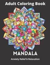 Coloring Book Mandala