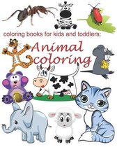 coloring books for kids and toddlers