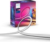 Philips Hue Play Gradient Lightstrip 65 inch - Televisie - Zwart - 20W - incl. Voeding en steunen