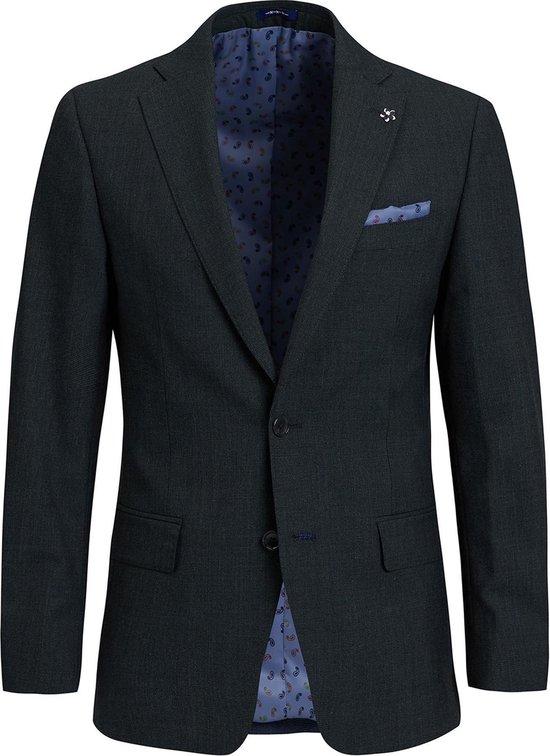 WE Fashion Heren slim fit blazer, Vernon Maat XL (54)