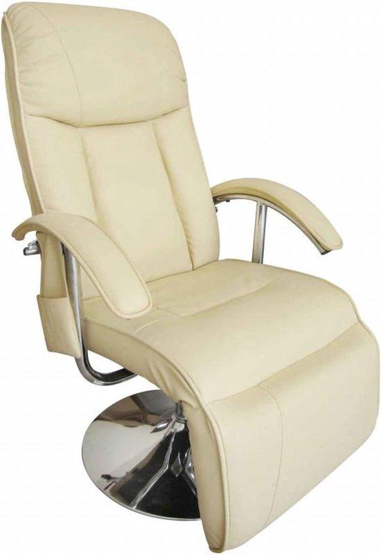 Elektrische Massage Fauteuil (Incl LW anti kras viltjes) - Loungestoel - Lounge stoel - Relax stoel - Chill stoel - Lounge Bankje - Lounge Fauteil