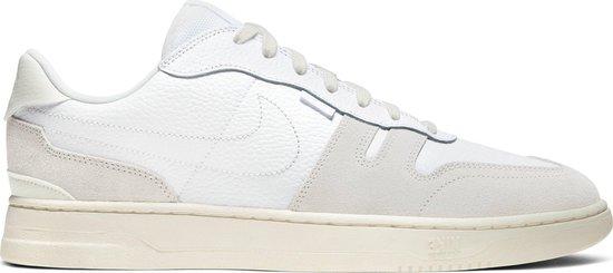 Nike Squash-Type Heren Sneakers - White/White-Platinum Tint-Sail - Maat 44