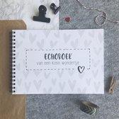 Echoboek - Echo boekje baby - A5 - Studio Thoés