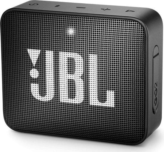 Afbeelding van JBL Go 2 Zwart - Bluetooth Mini Speaker