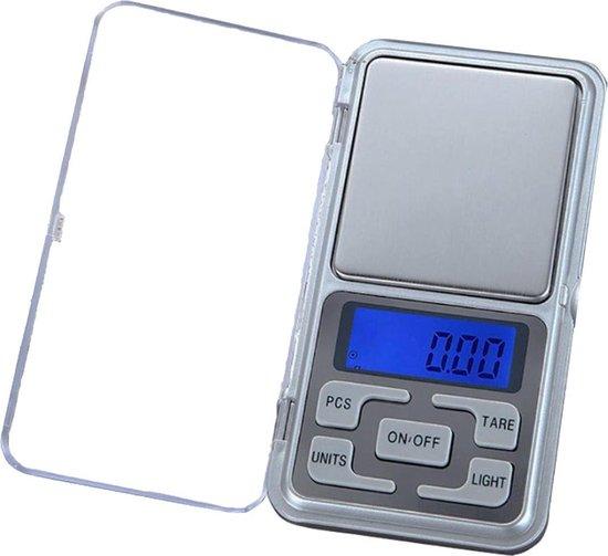 Keuken Weegschaal Digitaal Precisie Mini Weegschaal 0.01 - 200 Gram
