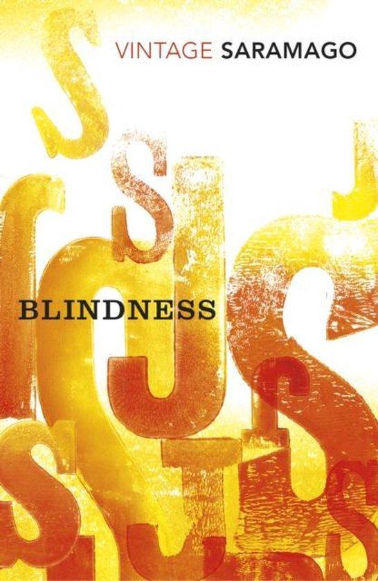 Boek cover Blindness van Jose Saramago (Paperback)