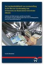 Willem Pompe Junior Podium 13 -   De (on)duidelijkheid van normstelling in de Wet ter voorkoming van witwassen en financieren terrorisme (Wwft)