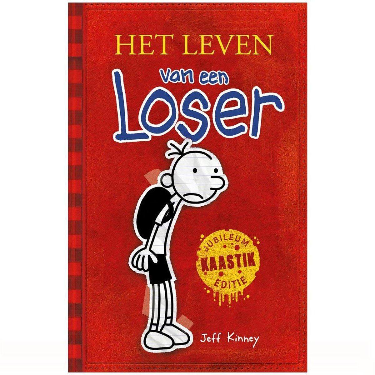 Het leven van een Loser 1 -   Het leven van een Loser - Jeff Kinney
