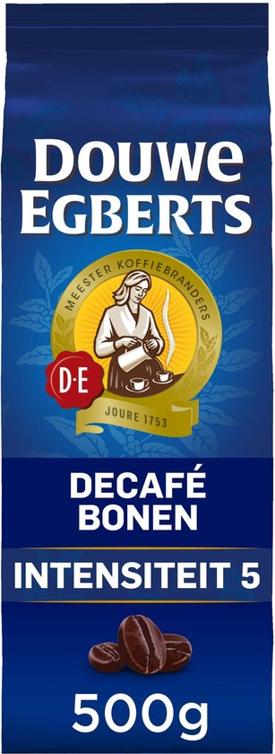 Douwe Egberts Décafé Koffiebonen - 4 x 500 gram