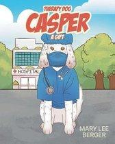 Therapy Dog Casper