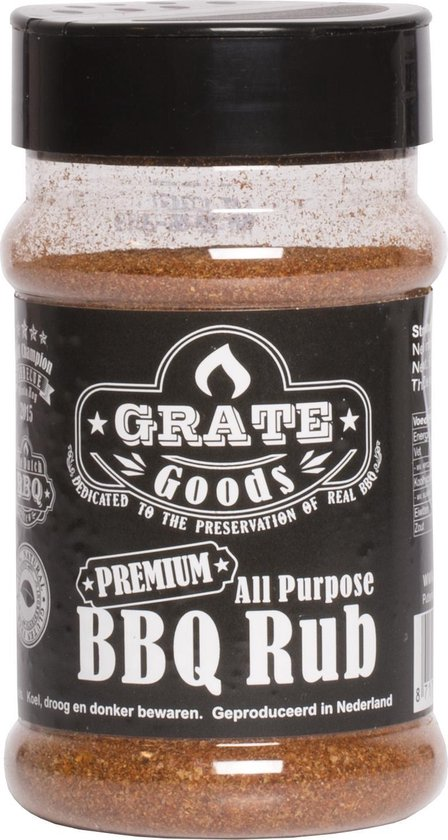 Pakket 'Grate Goods All in One' | Grate Goods |