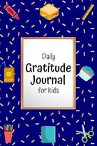 Daily Gratitude Journal For Kids: A Happiness & Mindfulness Writing Book with Prompts/Questions for Kids to Reflect on Blessings of Life