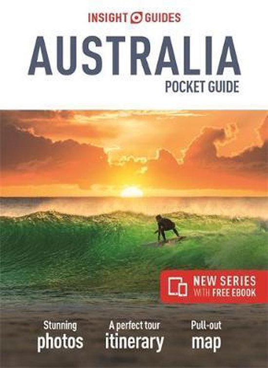 Boek cover Insight Guides Pocket Australia (Travel Guide with Free eBook) van Insight Guides (Paperback)