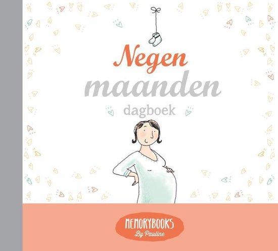 Boek cover Memorybooks by Pauline  -   Negen maanden dagboek van Pauline Oud