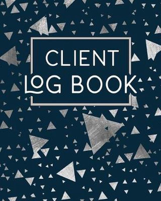 Client Logbook: Client Tracking Data Organizer Log Book with A - Z Alphabetical Tabs - Personal Client Profile Tracker Record Book Cus