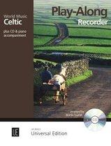Celtic - Play Along Recorder